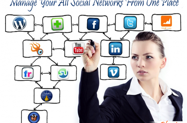Manage Your All Social Networks From One Place