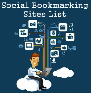 Top Free Social Bookmarking Sites List of 2017 with High PR