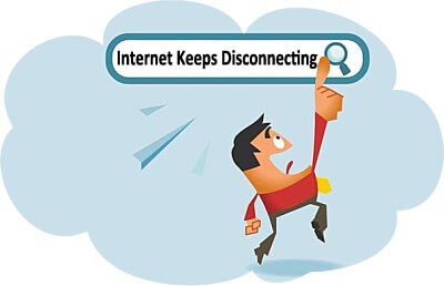 (Solved) Internet keeps disconnecting randomly -easy steps to fix the issue