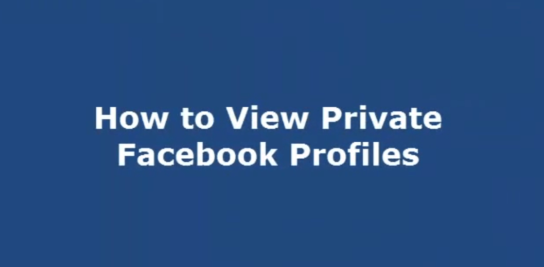 private facebook