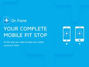 Dr. Fone Recover Deleted Files from Android Phones