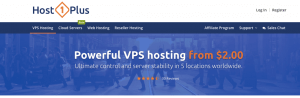 Host1Plus VPS Hosting Review: Start Your Business in $2.00