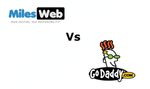 MilesWeb vs GoDaddy? Which is the Best Managed VPS Provider in India?