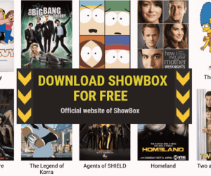 Showbox official