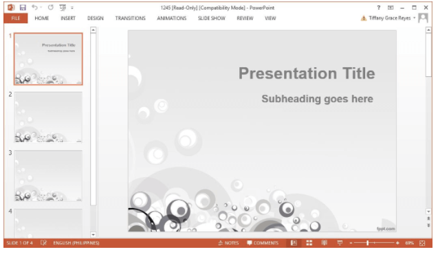 FPPT New Powerpoint Templates